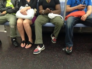 Source: Men Taking Up Too Much Space on the Train