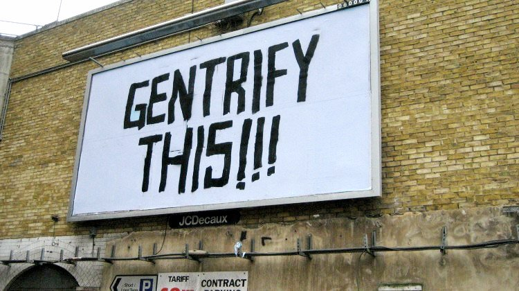 Image result for Is gentrification the problem?