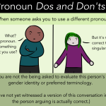 What To Do (And Not Do) When Someone Asks for Different Gender Pronouns
