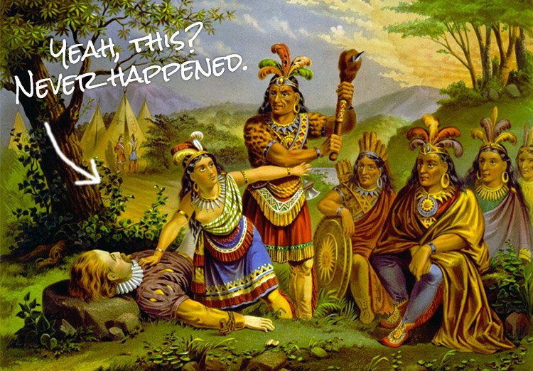 8 Things The History Books Don't Tell Us About Native People